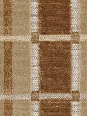 Robert Allen Fabric 047714 Velvet Columns Jute