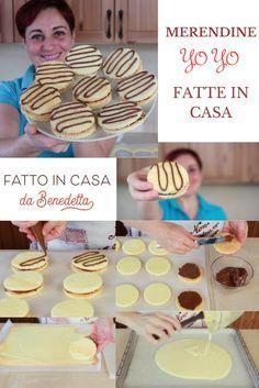 Ricetta Yo Yo Nutella.Merendine Yo Yo Ricetta Facile Per Merendine Ripiene Di Nutella Dolci Ricette Dolci Ricette