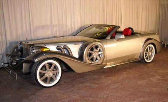 2008 Cadillac XLR picks up where Excalibur left off