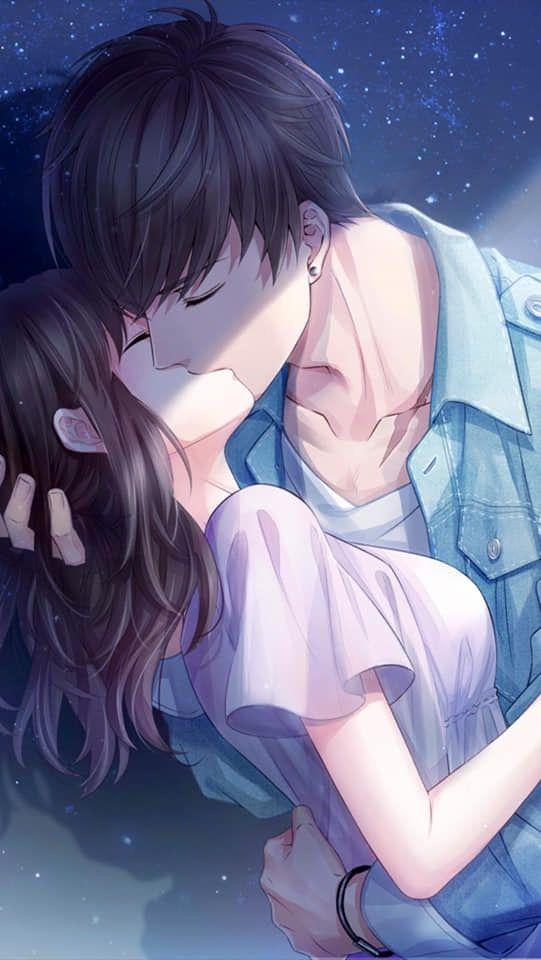 Gavin And Mc Kiss Romantic Anime Anime Cupples Anime Love Couple