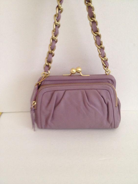 Coach kisslock purse