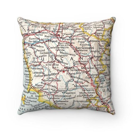 Tangier Pillow Pillows Luxury Bedding Collections Blue Pillows