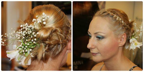 wedding hair mid short hair cool wedding hair wedding hair with flower modern wedding hair bride hair