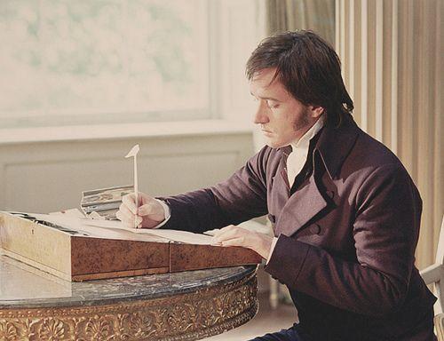 Pride And Prejudice - Elizabeth And Mr Darcy