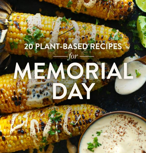 20 Plant-Based Recipes for Memorial Day | Minimalist Baker