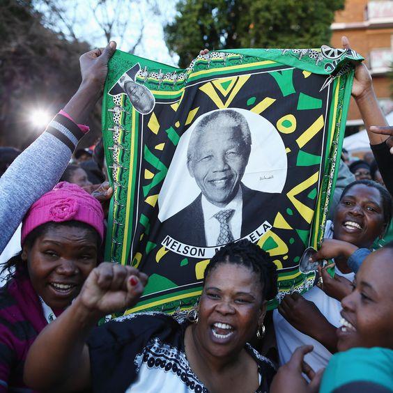 Vida e obra de Nelson Mandela
