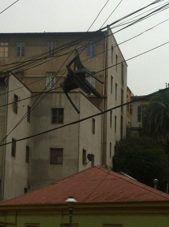 Calle Urriola Valparaíso, esas cosas que te confunden!!