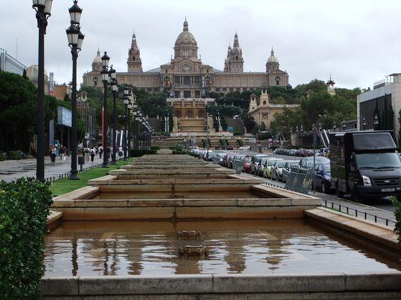 Barcelona, Plaza de España #Barcelona