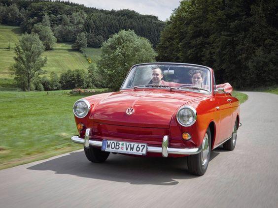 1961' Variant 1500 Cabriolet