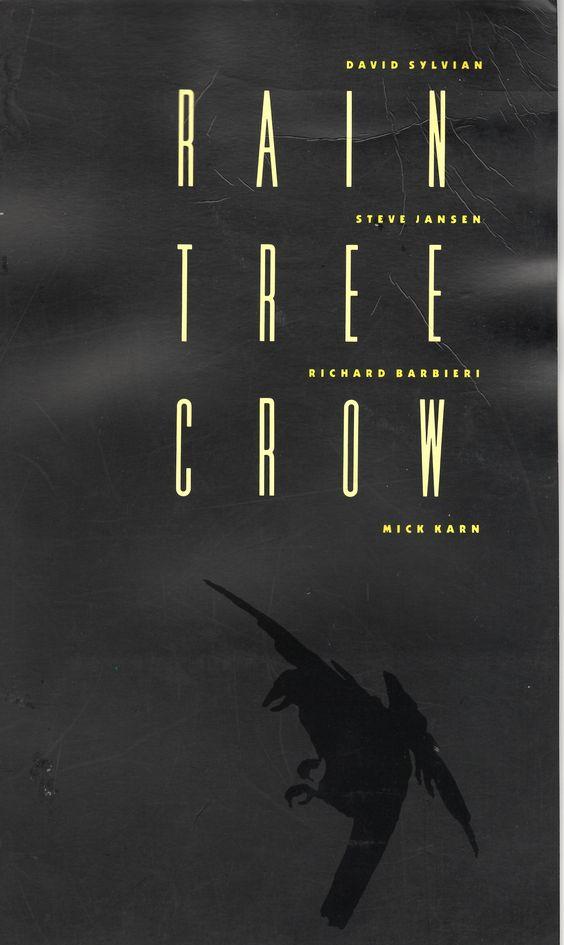 Press release Rain Tree Crow 1991