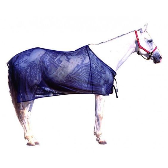 A fori piccoli, in tessuto morbido e leggero, provvista di due cinturini di chiusura anteriore con fibbie a sgancio rapido. Ideale come coperta antisudore, da usare sola o sotto una coperta pesante.