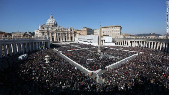 Papal address