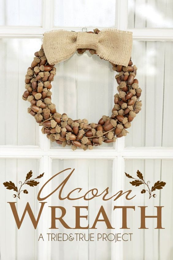 24 Fall Wreaths to Make
