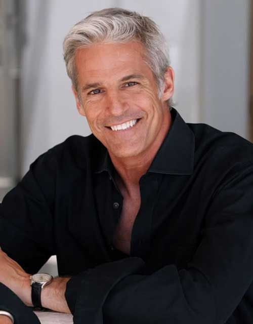 Frisuren Manner Ab 60 Older Mens Hairstyles Handsome Older Men Grey Hair Men