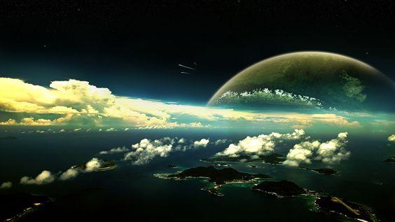Exosphere  #Exosphere