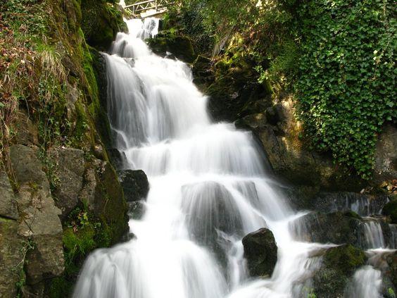 Wasserfall Beatushöle