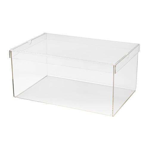 Ikea Shoe Box Clear Up To, Clear Shoe Box Storage Ikea