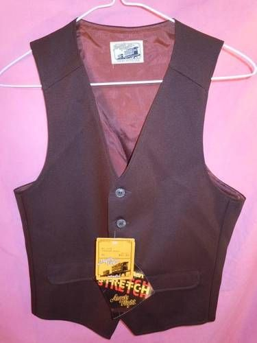 small stretchy vest