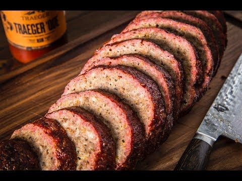 Not Your Mama S Meatloaf Traeger Wood Pellet Grills Youtube Meatloaf Smoked Food Recipes Grilled Meatloaf Recipe