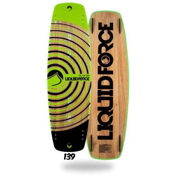 2014 Liquid Force Slab + 2015 Hyperlite Remix Boots