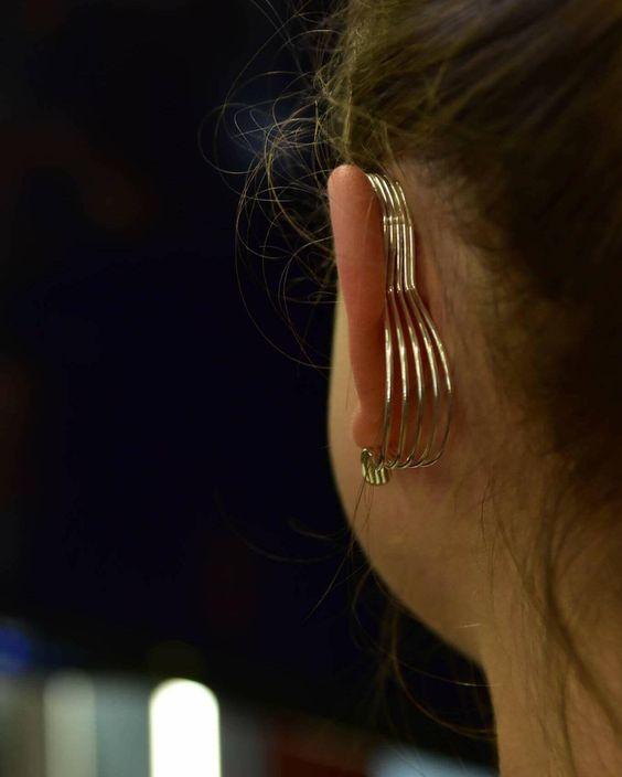 Jewelry Design Dept. Shenkar   juillet 2016 -   Laya Nitta: