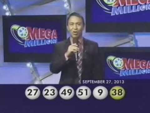 #MegaMillions Today #Results Winning Numbers #september27th 2013 .