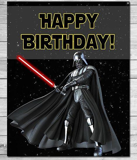 Carte D Anniversaire Gratuites Star Wars Joyeux Anniversaire Star Wars Carte Anniversaire Star Wars Carte Anniversaire