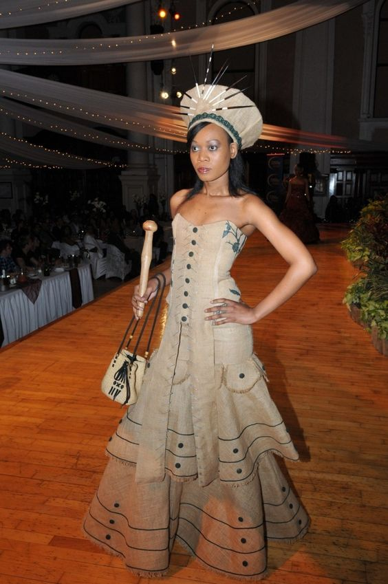 Nigerian Traditional Wedding Dresses  traditional dresses Models ...