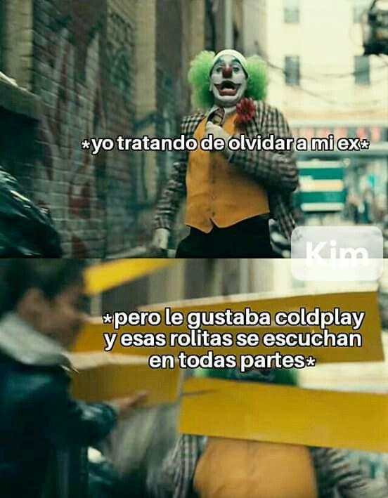 Corazon Memes En Espanol Imagenes Graciosas Coldplay