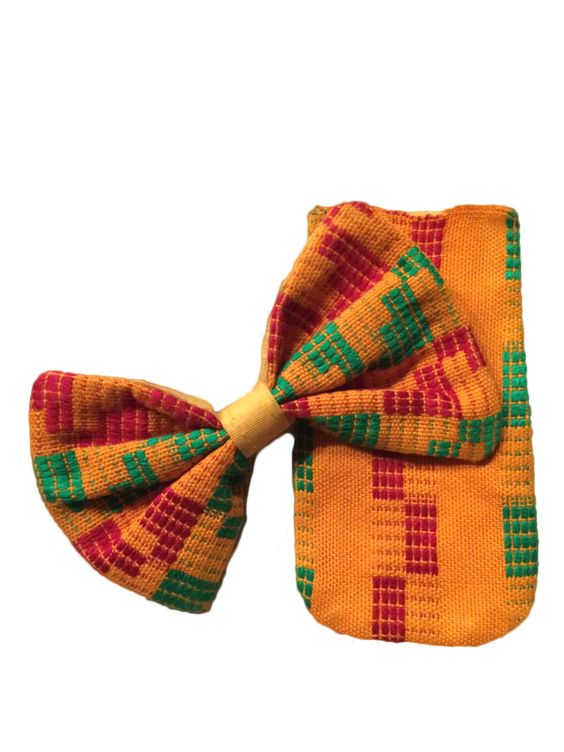 One Love Bowtie and Pocket Square