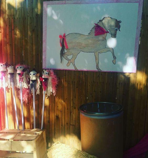 Cowgirl Birthday | CatchMyParty.com