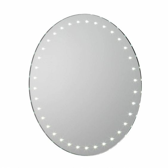Image of Aries LED Round Mirror