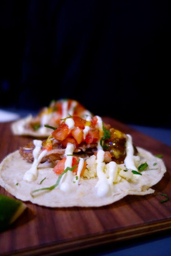 The Player & Breddos Tacos, Soho - The Londoner