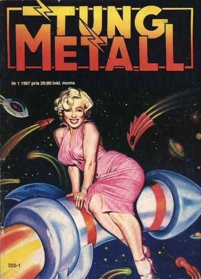 Tung Metall #198701
