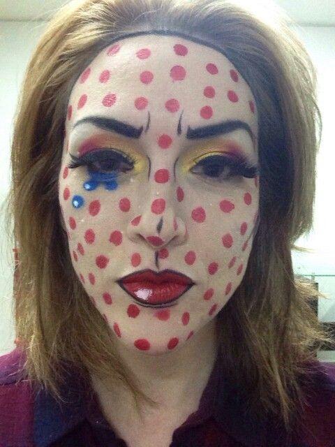 Maquillaje Halloween by Diana Godoy