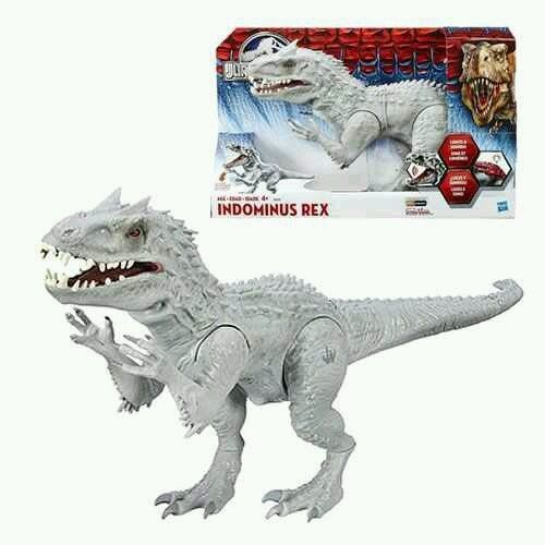 jurassic world indominus rex de hasbro. Black Bedroom Furniture Sets. Home Design Ideas