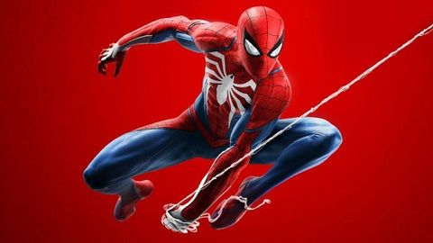 Spiderman Ps4 Coloring Pages Beautiful Video Games In Review Ps4 Spider Man