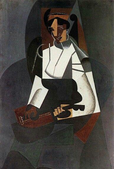 Juan gris 1916