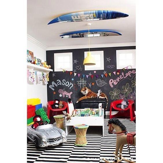 Mason and Penelope Disicks playroom!