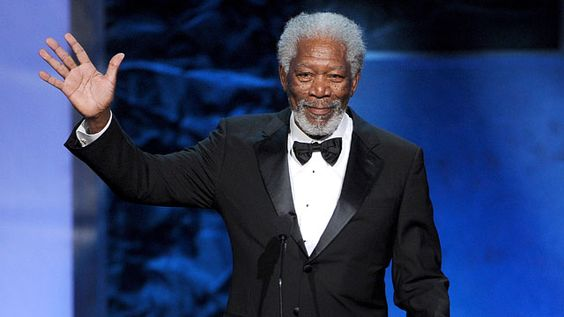 Morgan Freeman Is the New Voice of GPS as Well as Hillary Clinton's New Campaign Ad