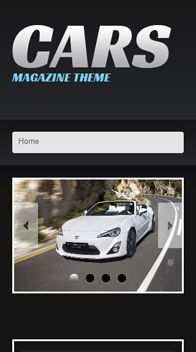 Use this WordPress template for creating a car business website >> #crocoblock #webdesign