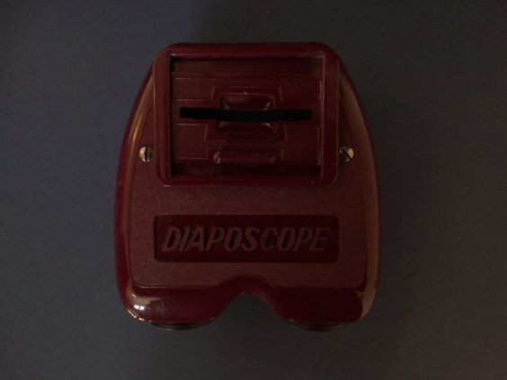 Hard to find vintage French Lumière Diaposcope. by Retrofanattic