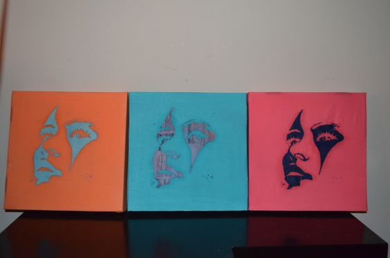 serigraphy wall art