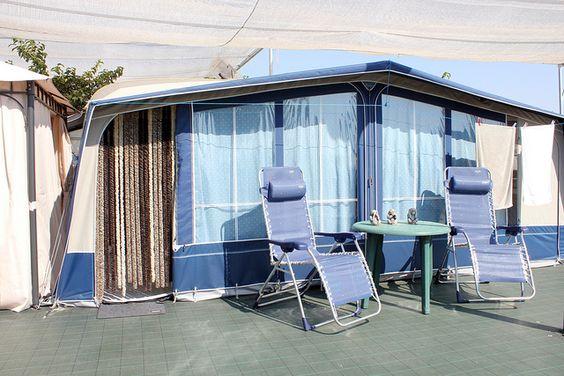 180m2 plot by Camping Marjal Costa Blanca, via Flickr    http://www.marjalcostablanca.com/
