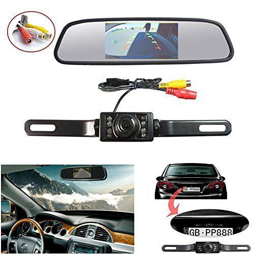 Best rear view mirror monitor