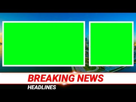 News Studio Green Screen Background Breaking News Template Green Screen Femo Footage Youtube In 2020 Green Screen Footage Green Screen Backgrounds Greenscreen