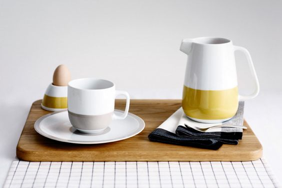 Indoor homewares trends May/June 2012 - color and form