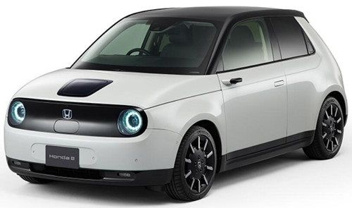 Honda Will Launch Its First Mass Produced Electric Car In October In 2020 Electric Car Car Car Ins