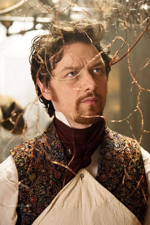 """James McAvoy in """"Vic..."""