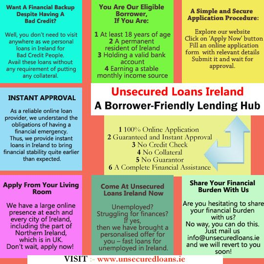 Fast Loans For Unemployed Ireland Fast Loans Loan The Borrowers